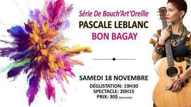 Pascale LeBlanc