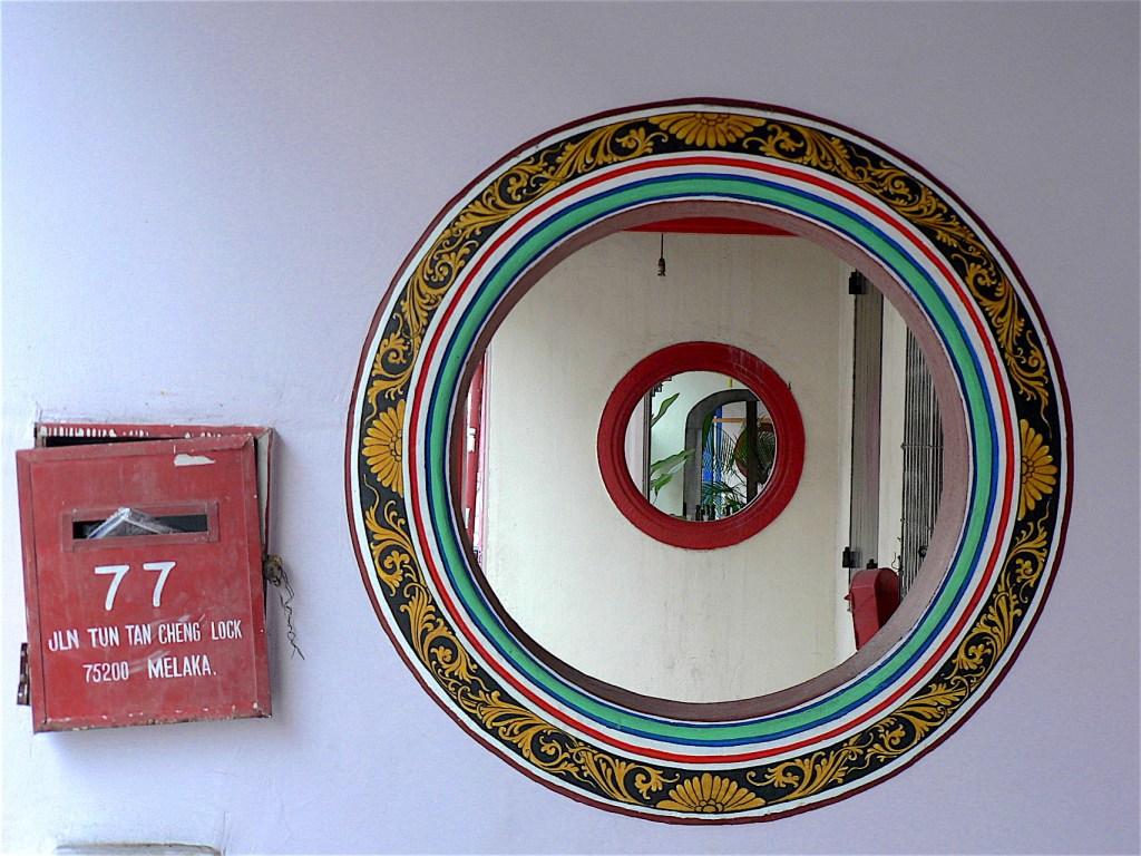 Holes - Nonya House -Melaka