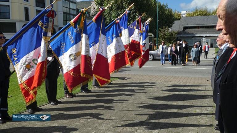Lourdes : belle et émouvante cérémonie pour la Journée nationale d'Hommage aux Harkis*