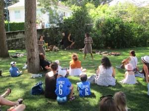 Read more about the article Lourdes : un beau spectacle poétique et original au Jardin de l'you