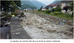 Luz Saint Sauveur : Présentation des travaux du PLVG en faveur de la protection contre les inondations