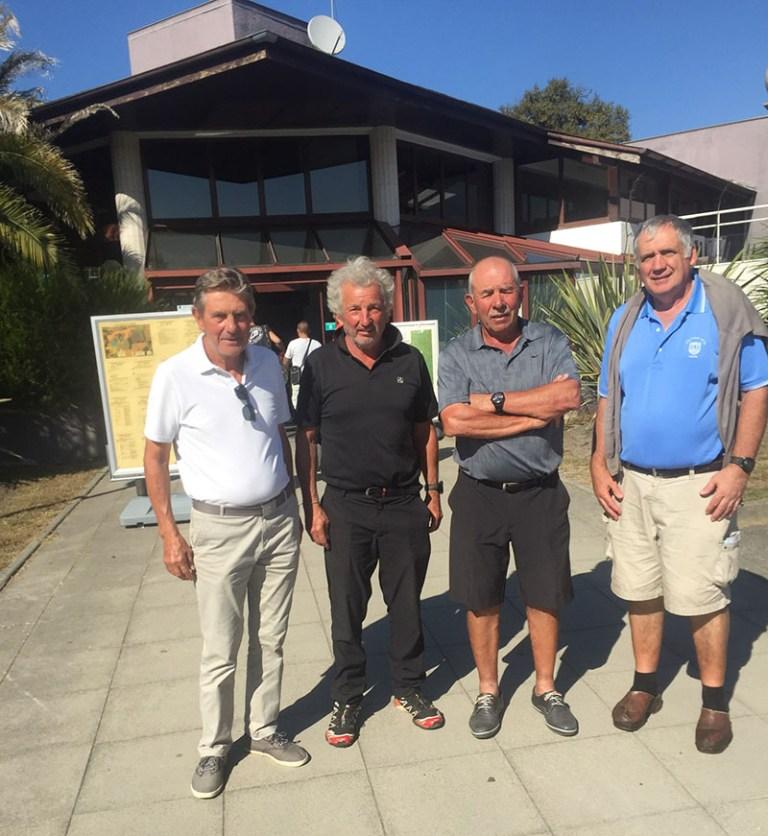 Lourdes : des nouvelles du Championnat de France Seniors de Golf