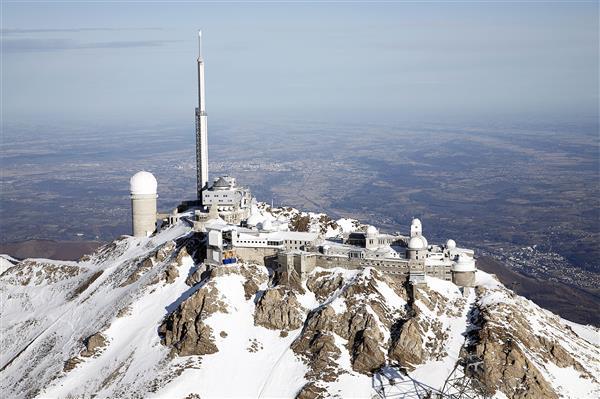 Le Pic du Midi au sommet !