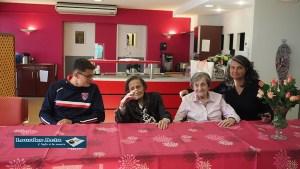 Lourdes : « On n'a pas tous les jours 100 ans ! »
