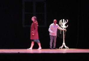 Lourdes : poésie, humour et émotions avec «Euria la pluie»