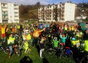 Read more about the article Marche pour le climat en vélo à Bagnères-de-Bigorre