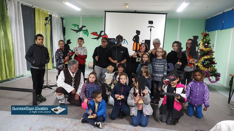 Read more about the article Lourdes : l'association familiale «l'Ophite s'amuse» a organisé une belle après-midi festive de Noël