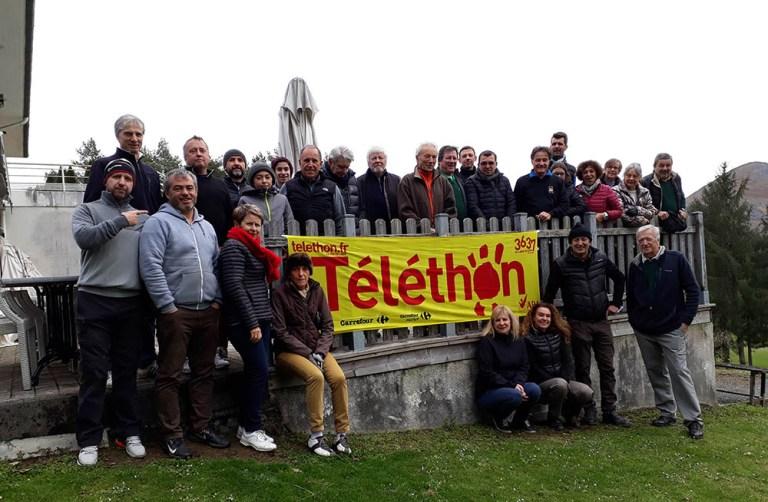 Golf Club de Lourdes : «Coupe du Téléthon 2018»