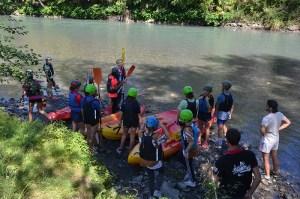 Lourdes : Action « Sport et lien social à l'adolescence »