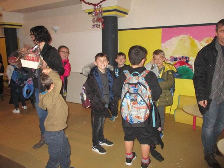 Lourdes : Marché de Noël de l'école Massabielle