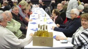 Lourdes : du monde et la gaieté à la Galette des Rois de la FNACA