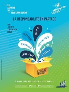 Semaine du réenchantement  du 4 au 8 février dans les écoles, collèges et lycées catholiques des Hautes-Pyrénées.