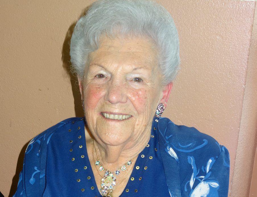 Lourdes : Mme Marie Menjou vient de nous quitter