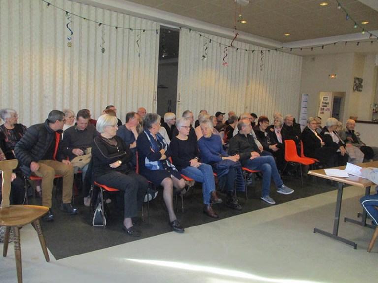 Lourdes : du monde, de la participation et de la convivialité à l'Assemblée générale de l'association familiale de Soum de Lanne