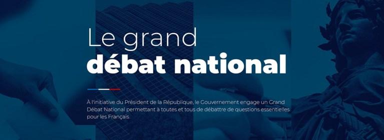 Les conférences citoyennes régionales auront lieu les 15 et 16 et les 22 et 23 mars dans toutes les régions de France dans le cadre du Grand débat national