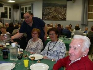 Lourdes : de la bonne chère et de la bonne humeur au Repas d'hiver de l'Association Familiale du quartier de Sarsan