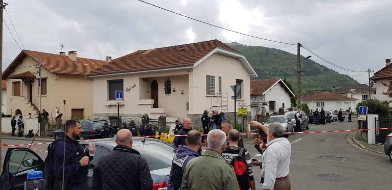 Lourdes : la prise d'otage rue Mozart est terminée