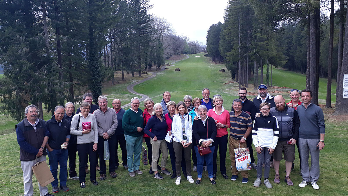 Golf Club de Lourdes :  « Coupe de printemps »