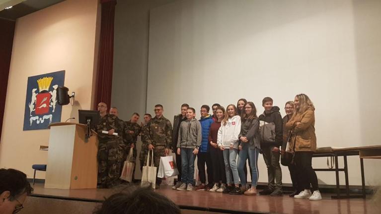 Lourdes : le collège de Sarsan a participé avec succès au Rallye citoyen