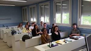 Lourdes : des vacances toujours studieuses au Lycée de Sarsan