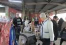 Lourdes : gros succès de la 19ème édition du vide-greniers de l'association «Human Iss»