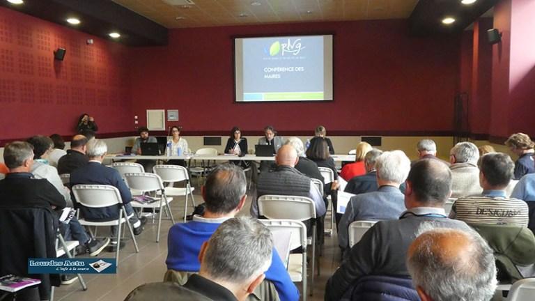 5ème conférence des Maires du Pays de Lourdes et des Vallées des Gaves