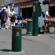 Lourdes : Communiqué de la Mairie concernant les Tests sur les bornes rétractables de sécurité dans la zone touristique