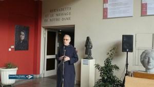 Lourdes : inauguration de la belle restauration du musée Sainte Bernadette au Sanctuaire