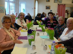 Lourdes : Goûter de la Fête des mères et des pères à l'Ophite