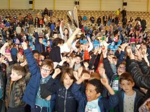 Lourdes : 5ème CROSS des écoles du SIMAJE