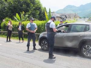 Lourdes : Contrôles routiers (flux, vitesse, alcoolémie et stupéfiants)