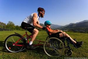 Lourdes/Tourmalet : avec Vélo for Kids participez et découvrez le Monopousseur