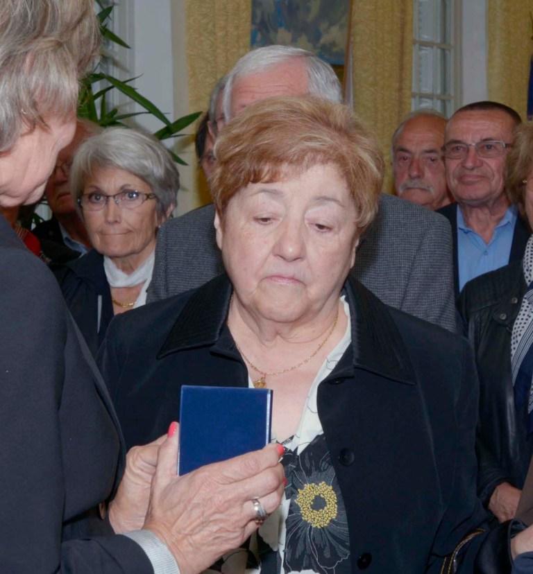 Lourdes : Odette ALBERT nous a quittés