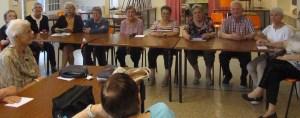 Lourdes : Assemblée générale du Club du 3ème âge de l'Ophite, changement de Présidente