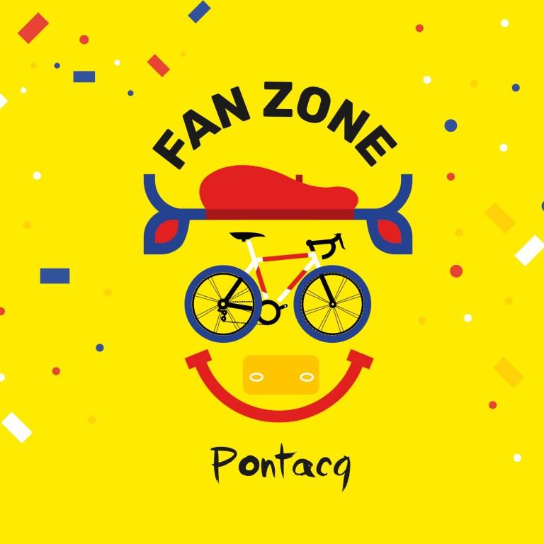 Pontacq : Fan Zone animations festives, gastronomiques, écran géant  14ème étape du Tour, défi maillot jaune humain… le 20 juillet