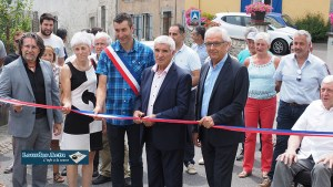 Read more about the article Inauguration des travaux d'assainissement collectif de Juncalas