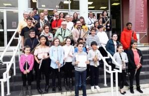 Lourdes : Inscription à l'école de Musique de l'EML