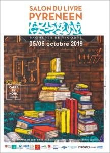 Bagnères-de-Bigorre : livres sélectionnés pour le Prix du Livre Pyrénéen 2019
