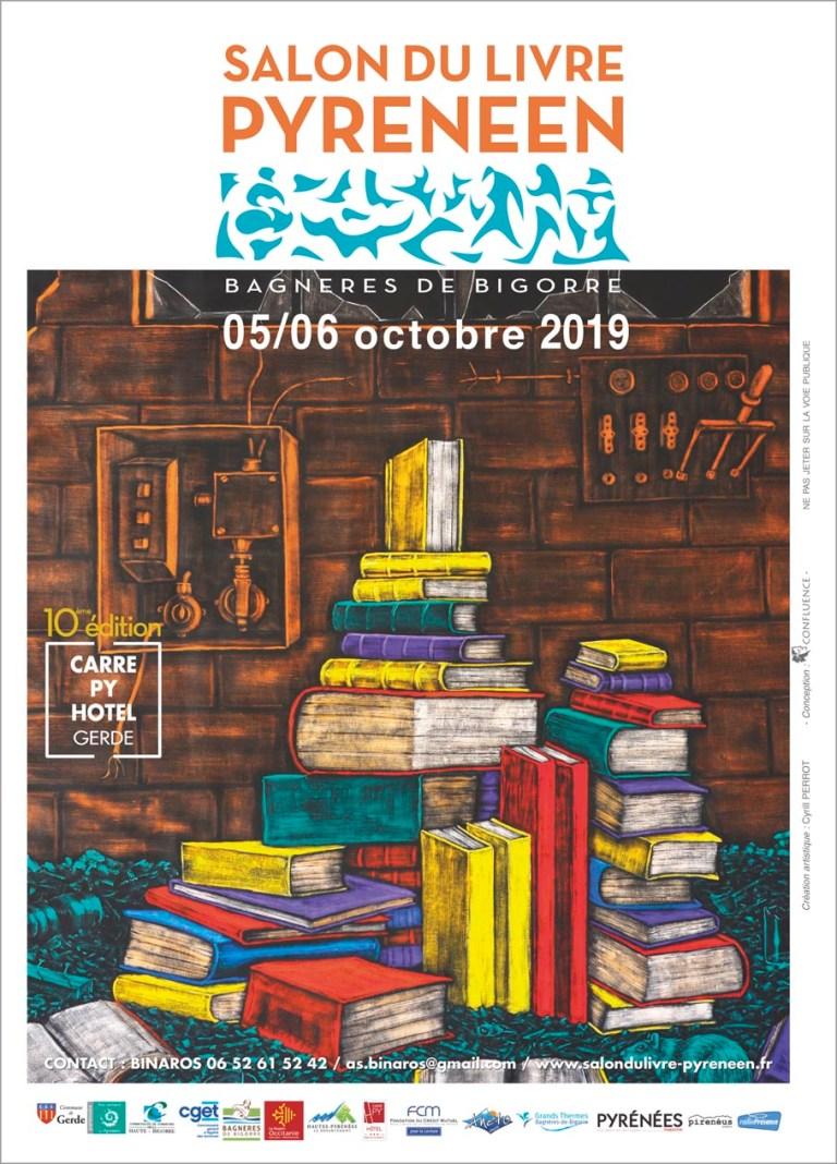 Read more about the article Bagnères-de-Bigorre : livres sélectionnés pour le Prix du Livre Pyrénéen 2019