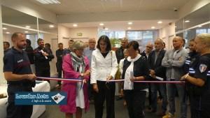 Lourdes : inauguration des nouveaux locaux de la Police municipale avec un Centre de supervision urbain (CSU) et le dispositif  sécurisé de la Ville