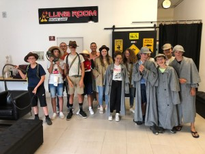 Lourdes : le Club ado du Service municipal Vie citoyenne et Jeunesse a fait le plein d'activités au mois d'Août
