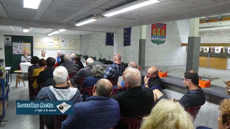 Assemblée Générale du Tir Club Lourdais