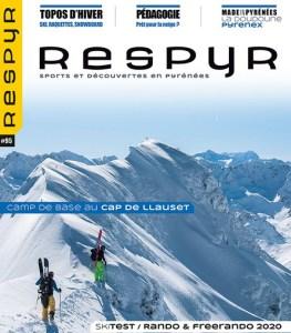 Un peu de lecture automnale…Vite le nouveau numéro de Respyr est en kiosque !