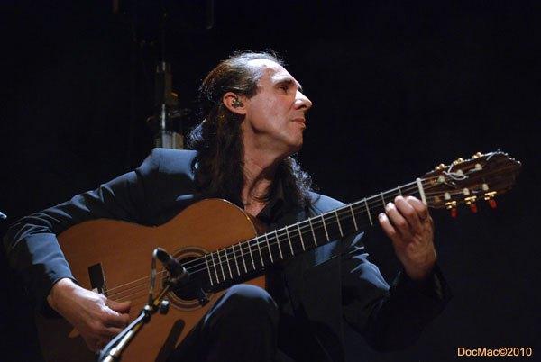 Lourdes : concert de guitare de SERGE LOPEZ le 13 octobre