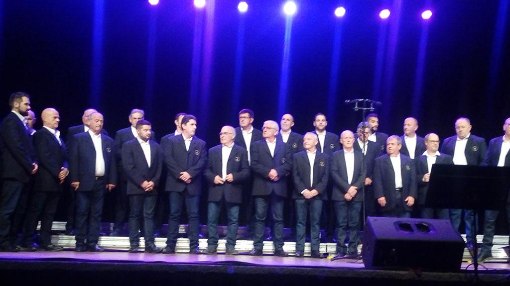 Lourdes : les XXIVème Chorales de Noël ont enchanté l'espace Robert Hossein