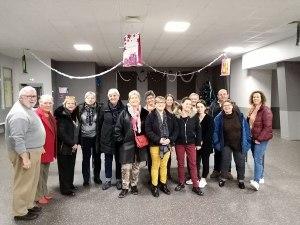 Vœux et Galette de l'association ADMR de Lourdes