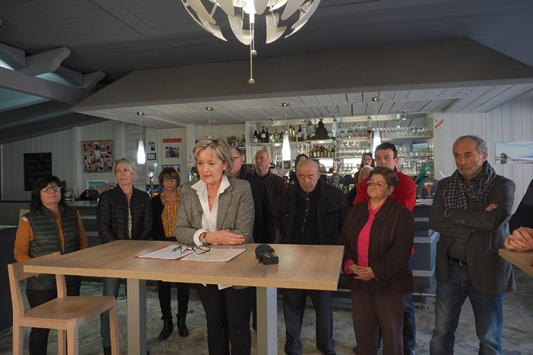 """Read more about the article Lourdes : la liste de Josette Bourdeu """"Lourdes Courageuse"""" lance sa campagne"""
