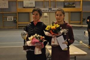 Lourdes : retour sur le Tournoi de Noël au Tennis Club
