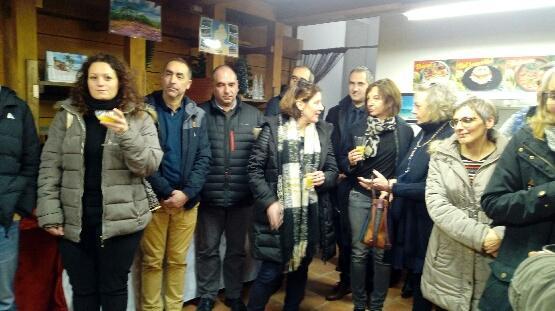 """Read more about the article Lourdes : belle et chaleureuse inauguration du restaurant """"Délices Mauriciens"""""""