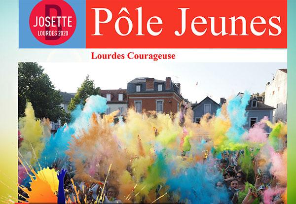 """Lourdes : Josette Bourdeu présente son projet pour la jeunesse """"Le pôle jeunes"""""""